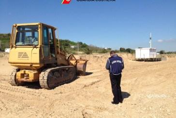 Deturpate alcune dune a Casalbordino