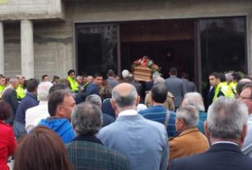 Chiesa di S. Paolo stracolma per l'ultimo saluto a Ignazio Rullo