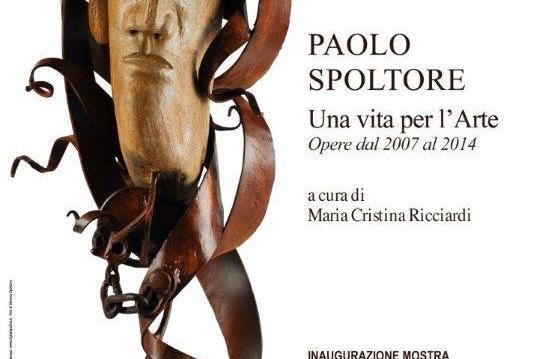manifesto_mostra_Paolo-Spoltore
