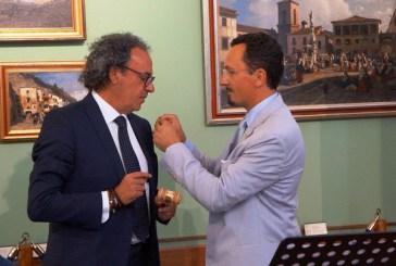 Passaggio del martelletto al Lions Club Adriatica Vittoria Colonna