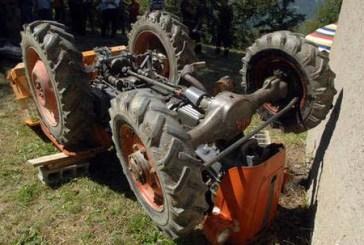 Liscia, 75enne muore schiacciato dal trattore