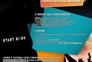 """San Salvo: la prima edizione di """"On Stage"""", il festival delle band emergenti"""