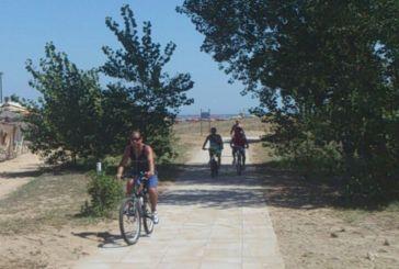 Riconsegnati i lavori di messa in sicurezza della pista ciclabile di Vasto Marina
