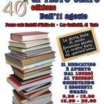 Manifesto 'Mercatino del Libro di Testo Usato'