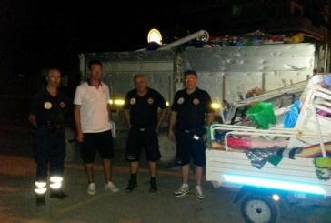 Quasi 350 le attrezzature da mare sequestrate dalla Capitaneria nella area SIC della Marina