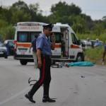 incidente mortale-statale 16 - 15