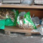 L'Aquila - sequestro prodotti alimentari mal conservati e senza tracciabilità