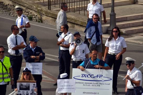 manifestazione-polizia municipale - 113