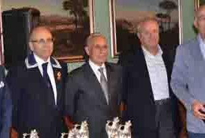 Premio San Michele, i premiati a Palazzo D'Avalos