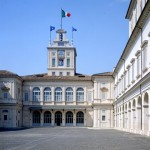 quirinale cortile d'onore