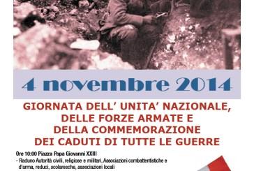 San Salvo: gli eventi per celebrare la Giornata dell'Unità nazionale