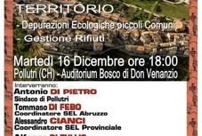 Pollutri: un incontro su tematiche ambientali con l'assessore regionale Mazzocca