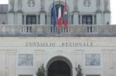 Abruzzo, mercoledì alle 11 si riunisce il Consiglio regionale