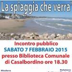 Manifesto evento Sabato Comune