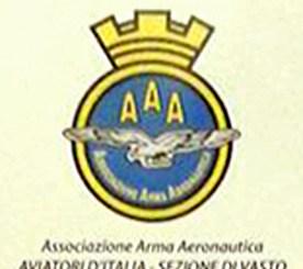 L'inaugurazione della nuova sede temporanea dell'Ass. Arma Aeronautica di Vasto