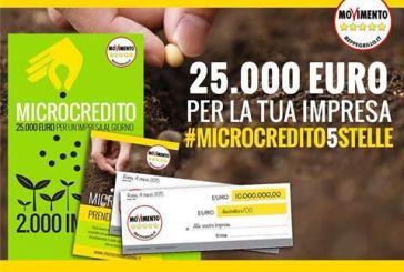 Parte il Microcredito targato Movimento 5 Stelle. Nel fondo 480 mila euro devoluti dai parlamentari abruzzesi