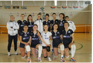 La BCC S. Gabriele volley under 16 all'assalto del titolo provinciale