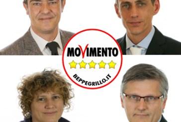 Celenza sul Trigno: i senatori del Movimento 5 Stelle protagonisti di Parlamento in piazza