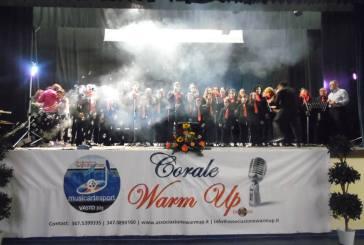 A Casalbordino uno spettacolo canoro della Corale Warm Up a scopo benefico