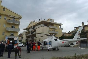 Ricoverato al S. Spirito di Pescara il giovane ascensorista vittima stamane di un incidente sul lavoro