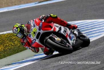 MotoGP: ad Aragon, Iannone…che garone