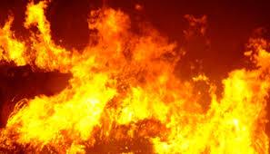 Tufillo, incendio devasta un capannone industriale
