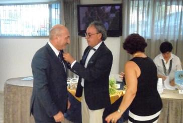 Lions Club Adriatica Vittoria Colonna, il Gen. Luigi Bacceli è il nuovo presidente