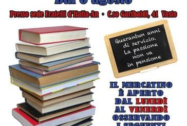 Scuola, 'Mercatino del Libro di Testo Usato': al via dal 6 agosto la 41esima edizione
