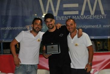 A Mr Ketra il premio New Talent del Lions Club Vasto New Century