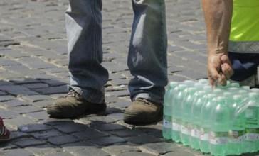 In via San Rocco non c'è acqua da tre giorni