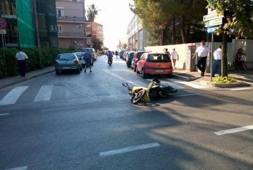 Nuovo incidente su via Ciccarone, per fortuna senza gravi conseguenze