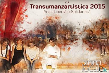 Transumanzartistica 2015, nel segno dell'arte, della libertà e della solidarietà