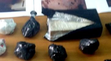 Centrale delle droga in centro storico. Un arresto e un chilo e 150 grammi di stupefacenti sequestrati