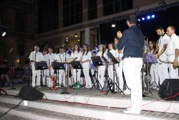 Tanti applausi per il complesso bandistico Città di San Salvo