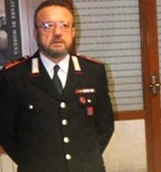 Il luogotenente dei Carabinieri Luigi Lacerenza va in pensione