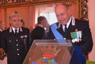 Il Colonnello Michele Sirimarco nuovo comandante