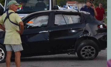 Auto si ribalta sulla provinciale, muore una 35enne di Vasto