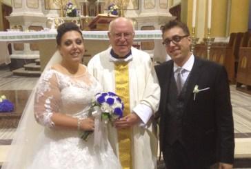 Michela Bevilacqua e Fabio Nuzzi hanno coronato il loro sogno d'amore