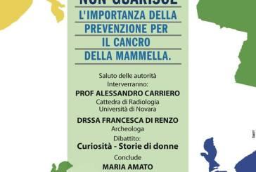 A Palazzo d'Avalos si parla dell'importanza della prevenzione per il cancro alla mammella