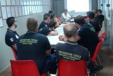 Per gli uomini della Protezione civile un corso di aggiornamento per Ispettori Ambientali Comunali