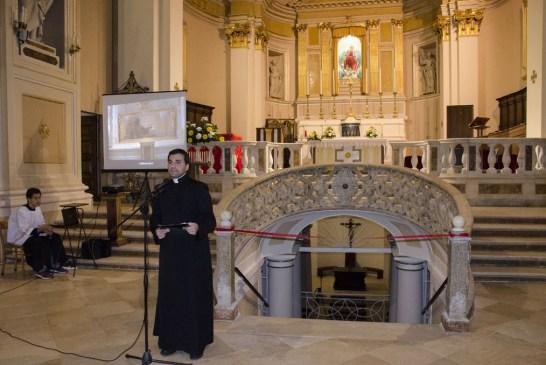 riapertura della restaurata Cripta di San Cesario_20151030_0004