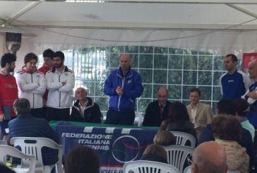 La 'Festa dello sport' sui campi della PromoTennis Vasto