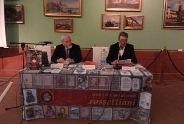 A Palazzo d'Avalos inaugurata la rassegna internazionale 'Dantis amor: Dante e i Rossetti'