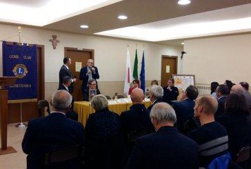 Un incontro col prof. Franco Vaccari promosso dal Lions Club Vasto New Century