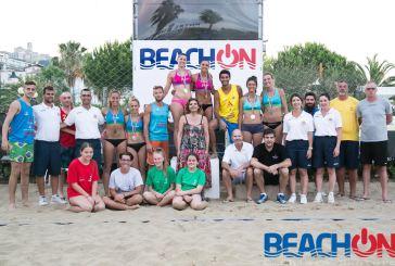 Successo e spettacolo per il primo Torneo Serie Beach 2