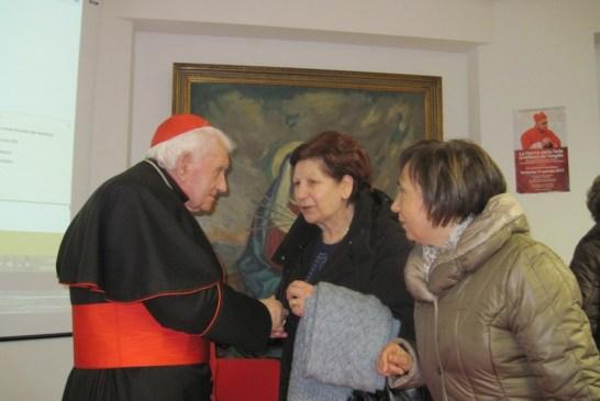 26 - Il saluto al Cardinale