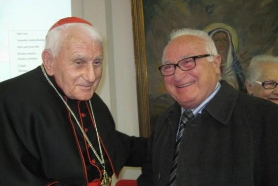 27 - Il saluto al Cardinale