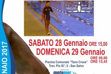 """Al via la XIII edizione del Trofeo """"Tano Croce"""""""