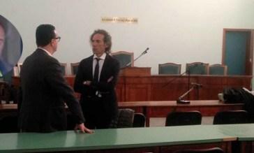 Fabio Di Lello parla con la madre dopo due anni