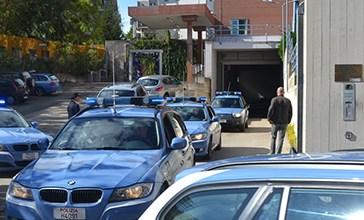 Blitz antidroga a San Salvo, arrestato il titolare di un bar